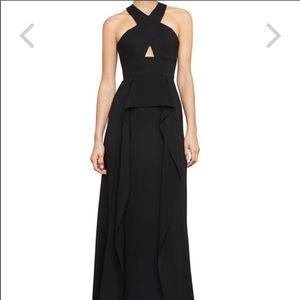 BCBG Max Azria Bryleigh black gown